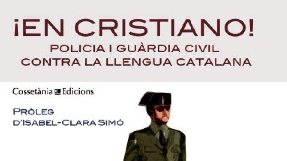 La discriminació lingüística, protagonista del primer llibre d'Ignasi Bea